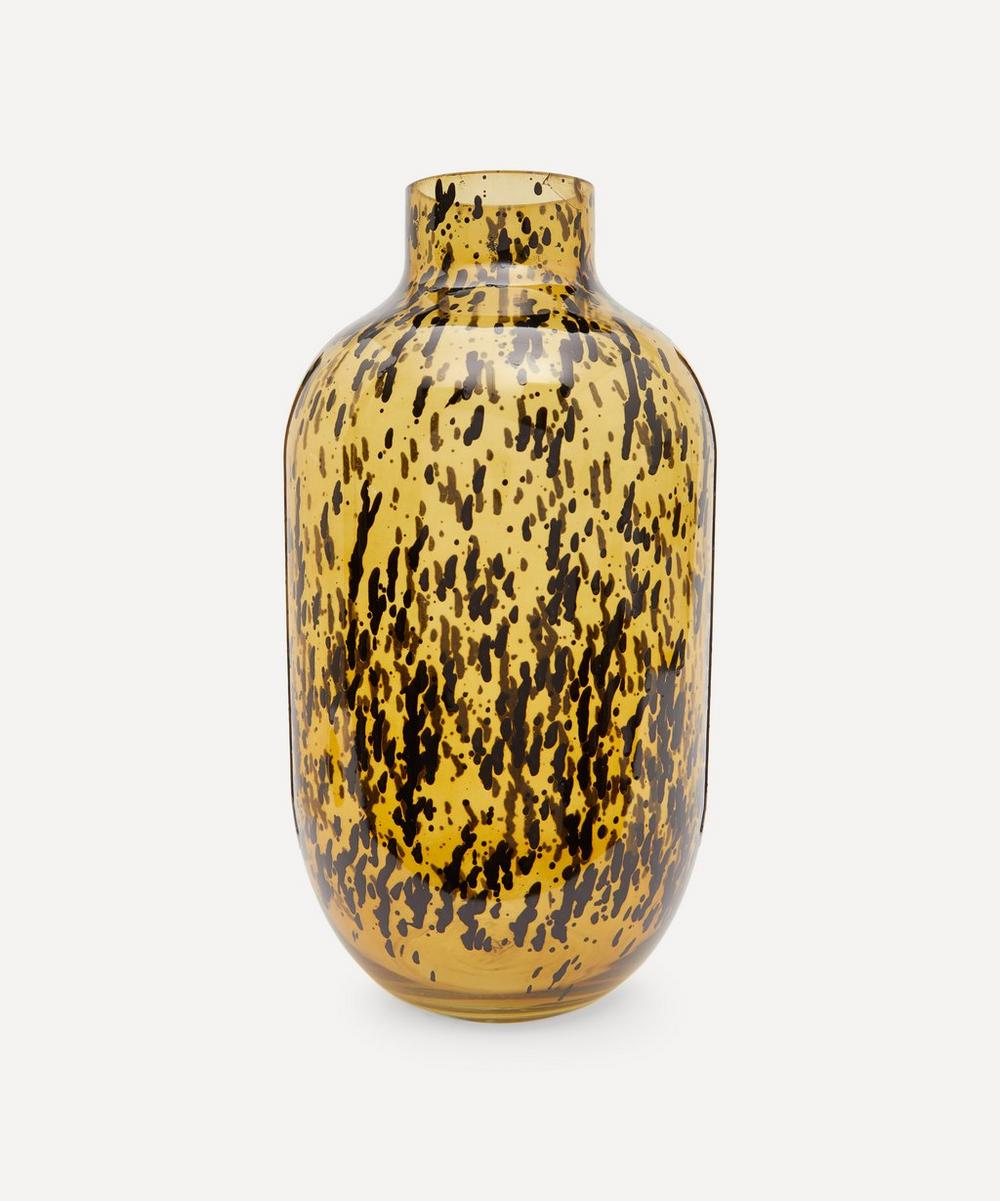 Klevering - Large Leopard Speckle Vase