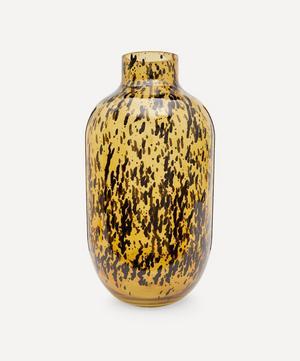 Large Leopard Speckle Vase