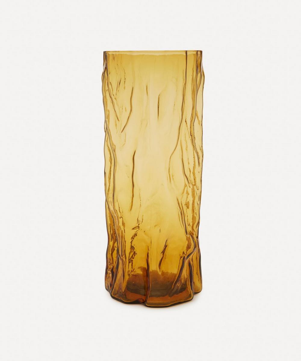 Klevering - Glass Trunk Vase