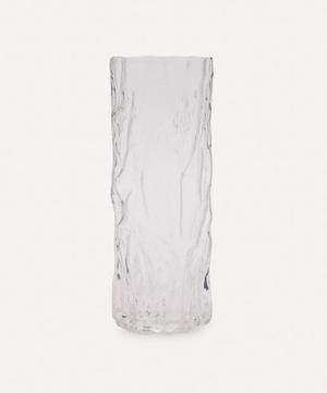 Glass Trunk Vase