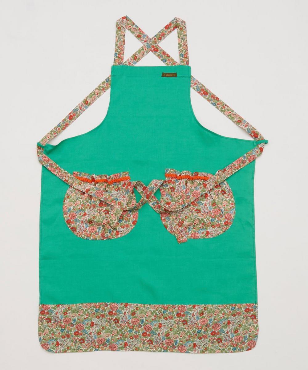 Le Giuliette - Elysian Day Tana Lawn™ Cotton and Linen Apron