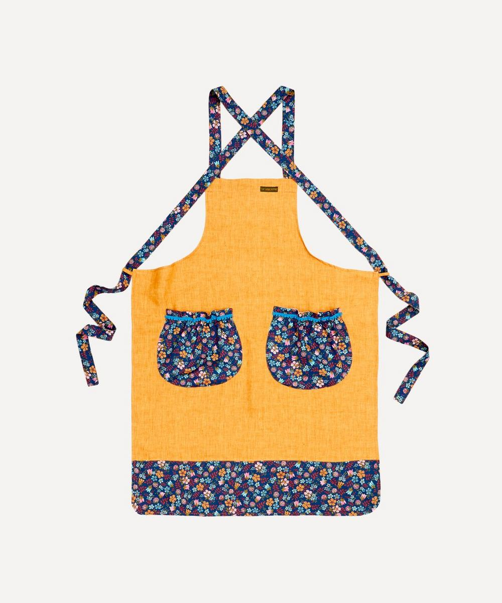Le Giuliette - Edenham Tana Lawn™ Cotton and Linen Apron