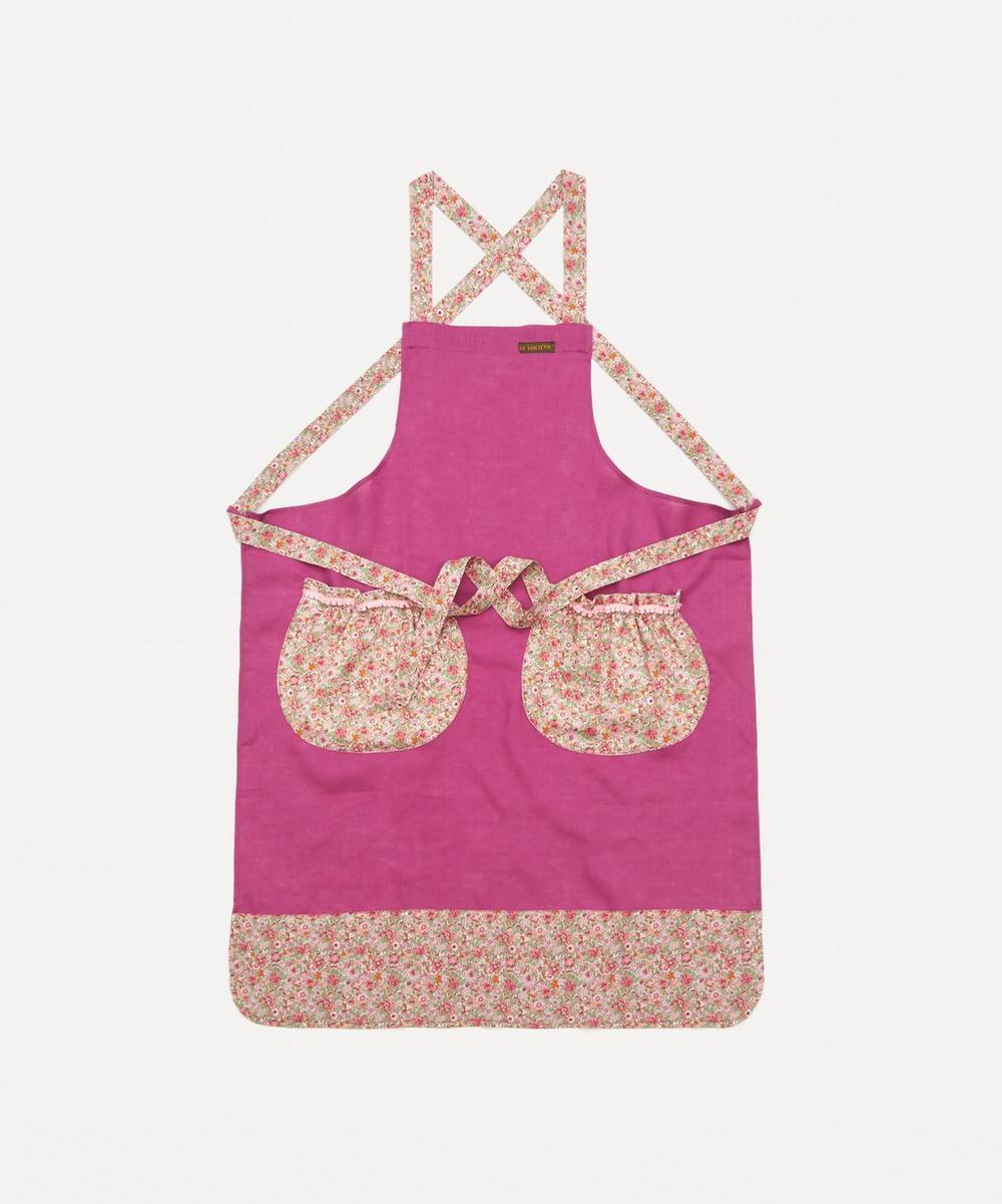Le Giuliette - Amelie Print Tana Lawn™ Cotton and Linen Apron