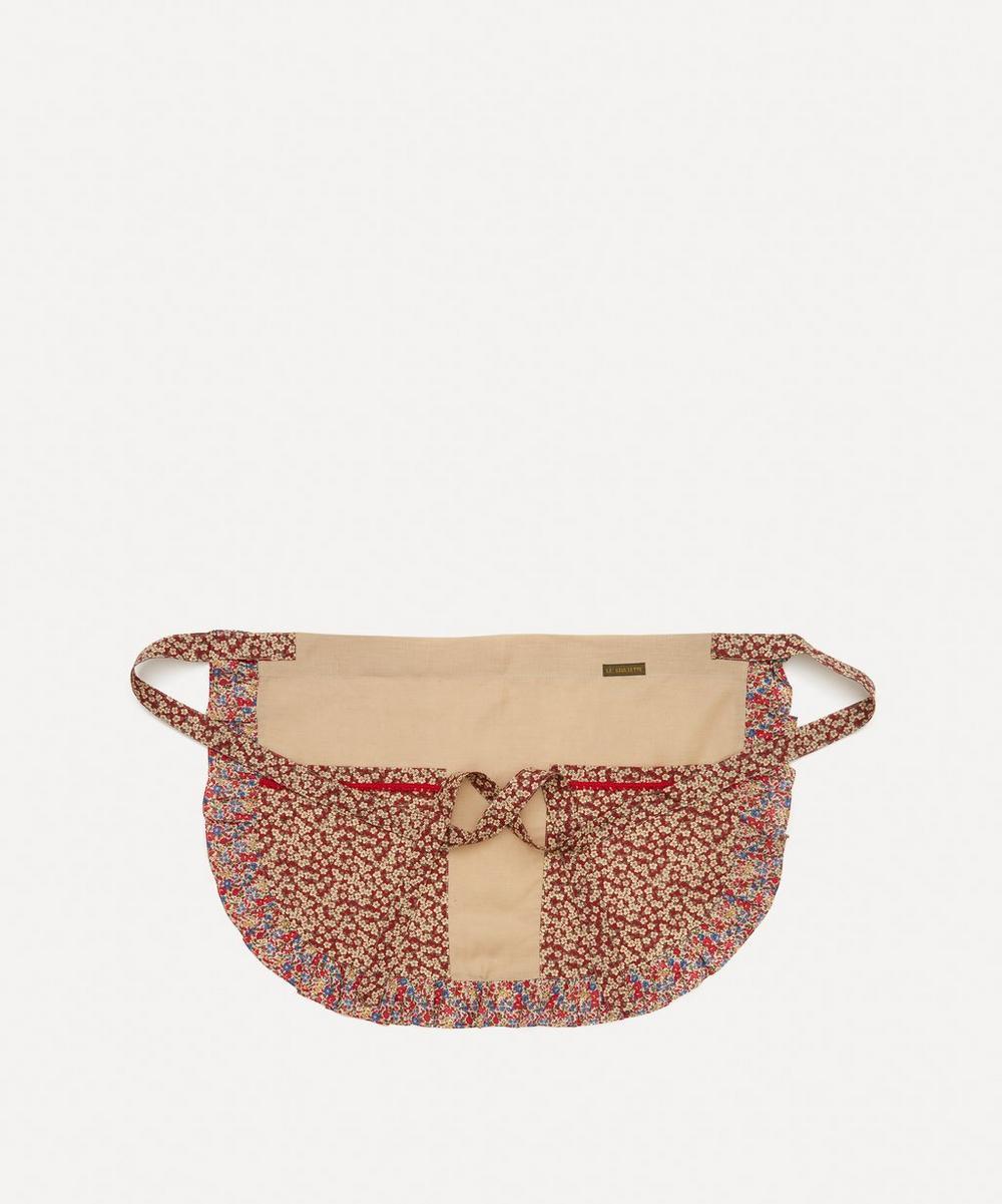 Le Giuliette - Tana Lawn™ Cotton and Linen Half Apron