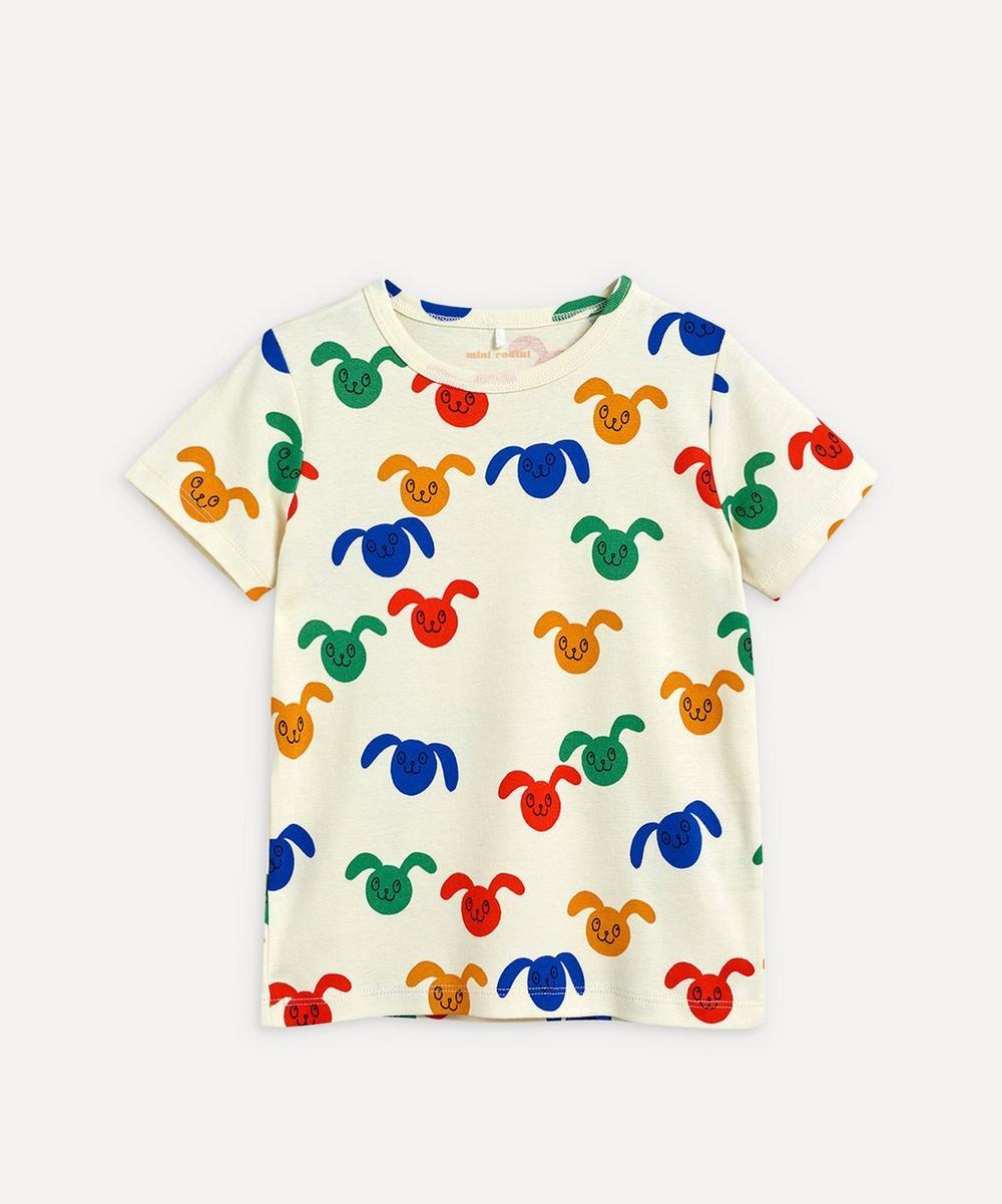 Mini Rodini - Rabbit Short-Sleeve T-Shirt 2-8 Years