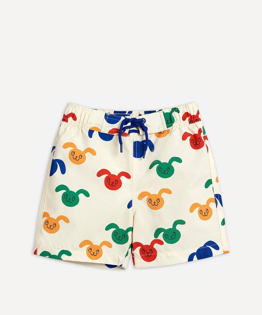 Mini Rodini - Rabbit Swim Shorts 2-8 Years