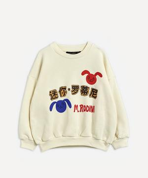 MR Rabbit Sweatshirt 2-8 Years