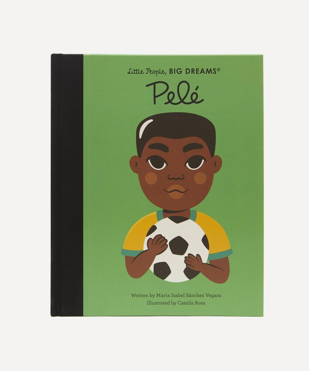 Bookspeed - Little People, Big Dreams Pelé