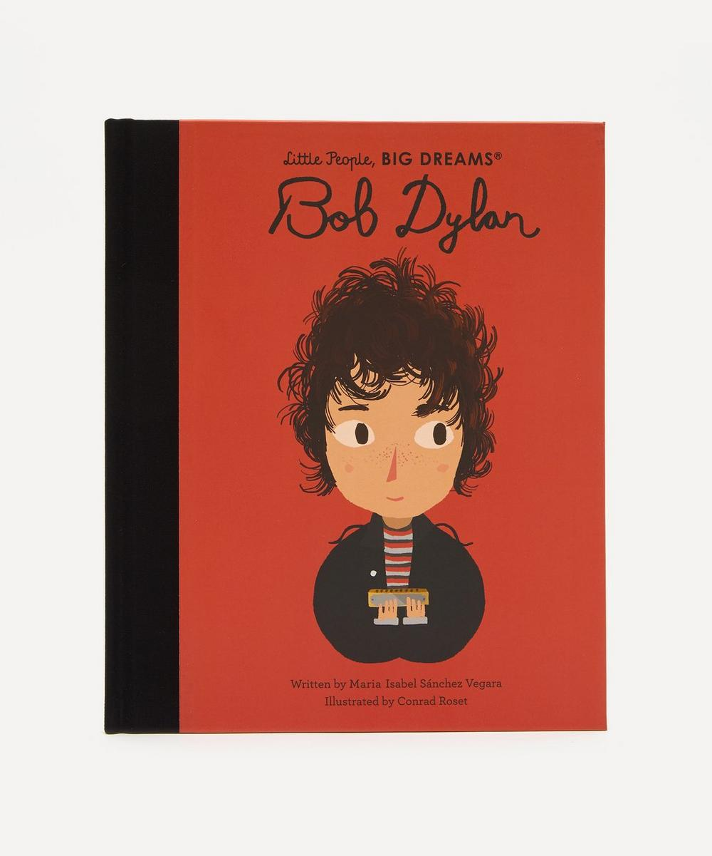 Bookspeed - Little People, Big Dreams Bob Dylan image number 0
