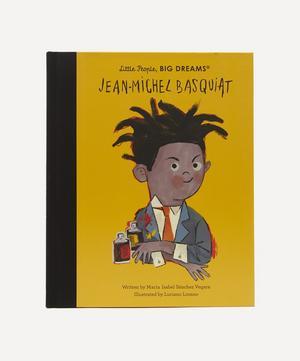 Little People, Big Dreams Jean-Michel Basquiat