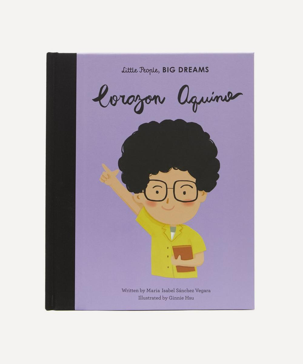 Bookspeed - Little People, Big Dreams Corazon Aquino