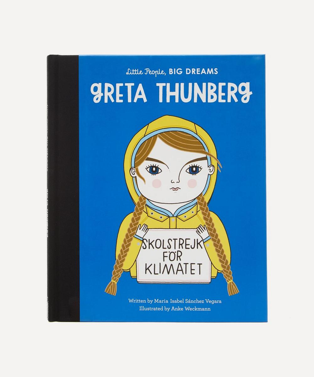 Bookspeed - Little People, Big Dreams Greta Thunberg