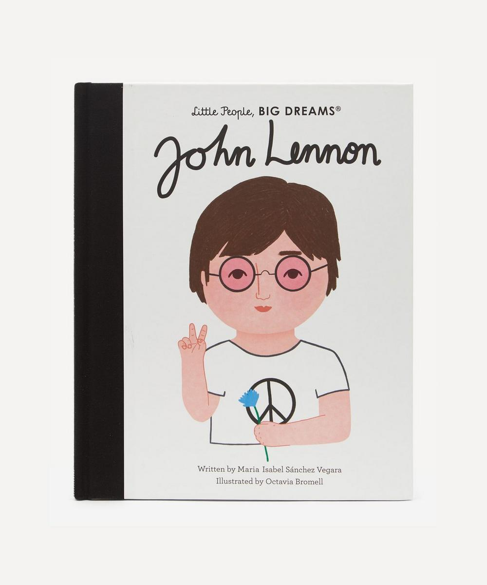 Bookspeed - Little People, Big Dreams John Lennon image number 0