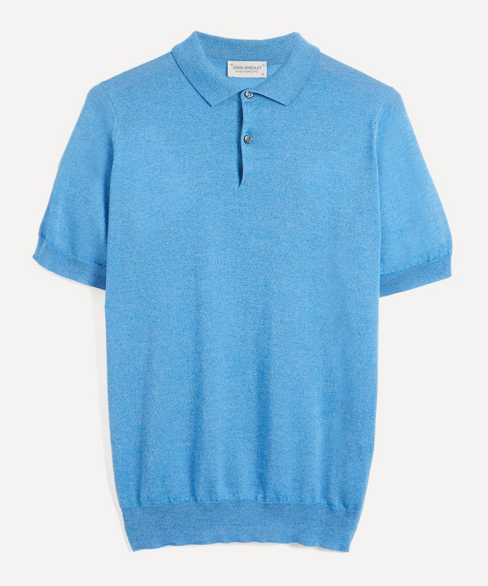 John Smedley - Payton Merino Wool and Sea Island Cotton Polo-Shirt