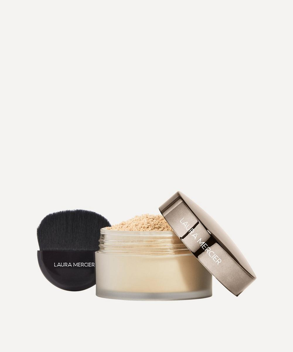 Laura Mercier - Set to Perfect Translucent Loose Setting Powder and Brush Set