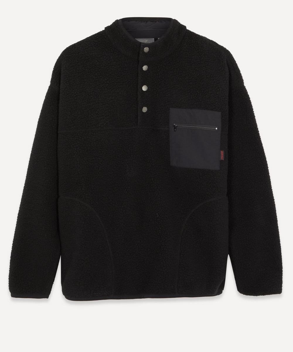 Gramicci - Boa Fleece Button-Up Sweater