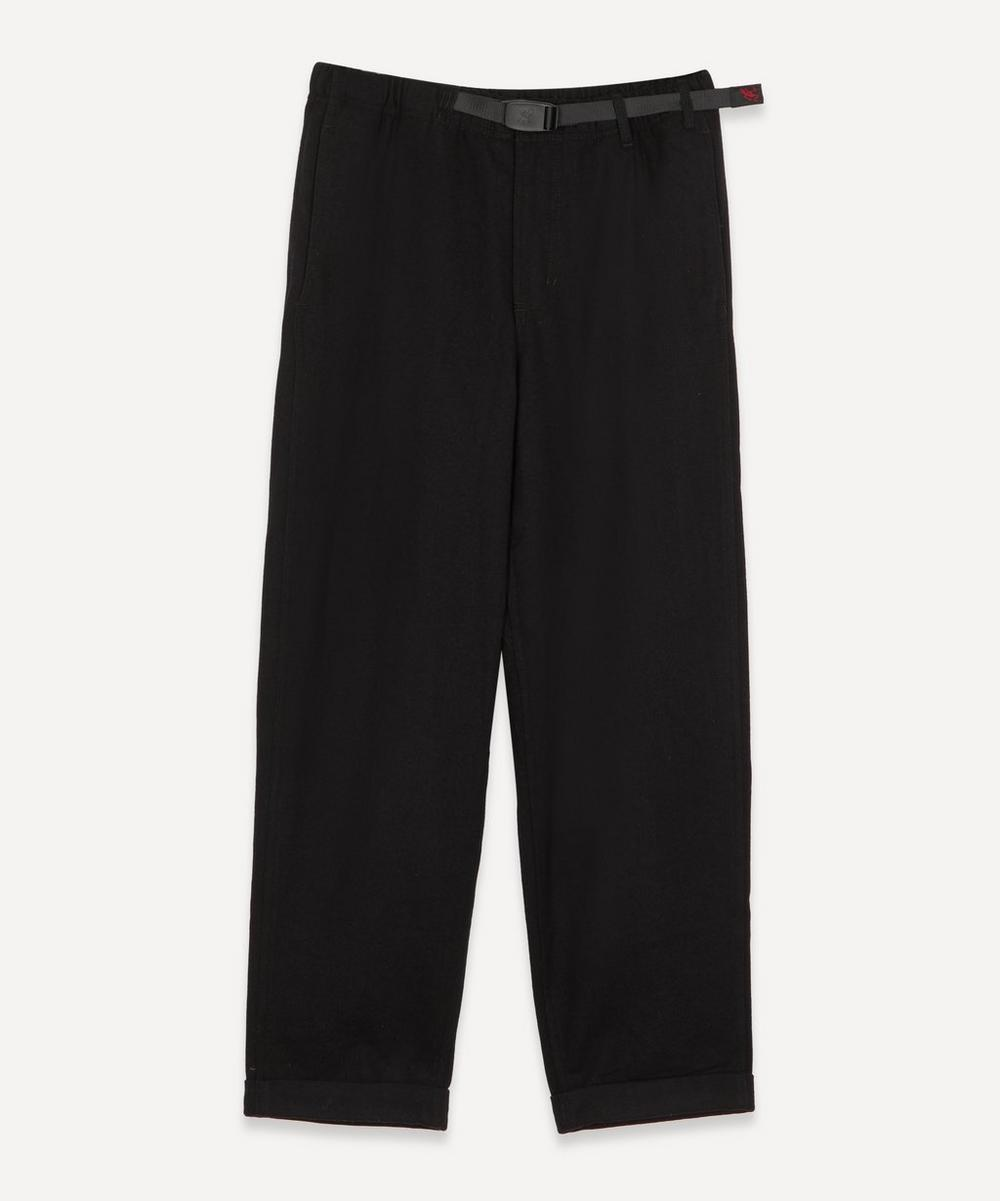 Gramicci - Wool-Blend Tuck Tapered Pants