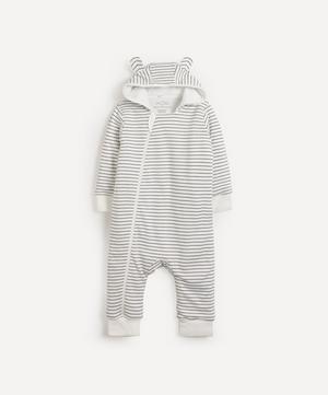 Stripe Snugsuit 0-24 Months