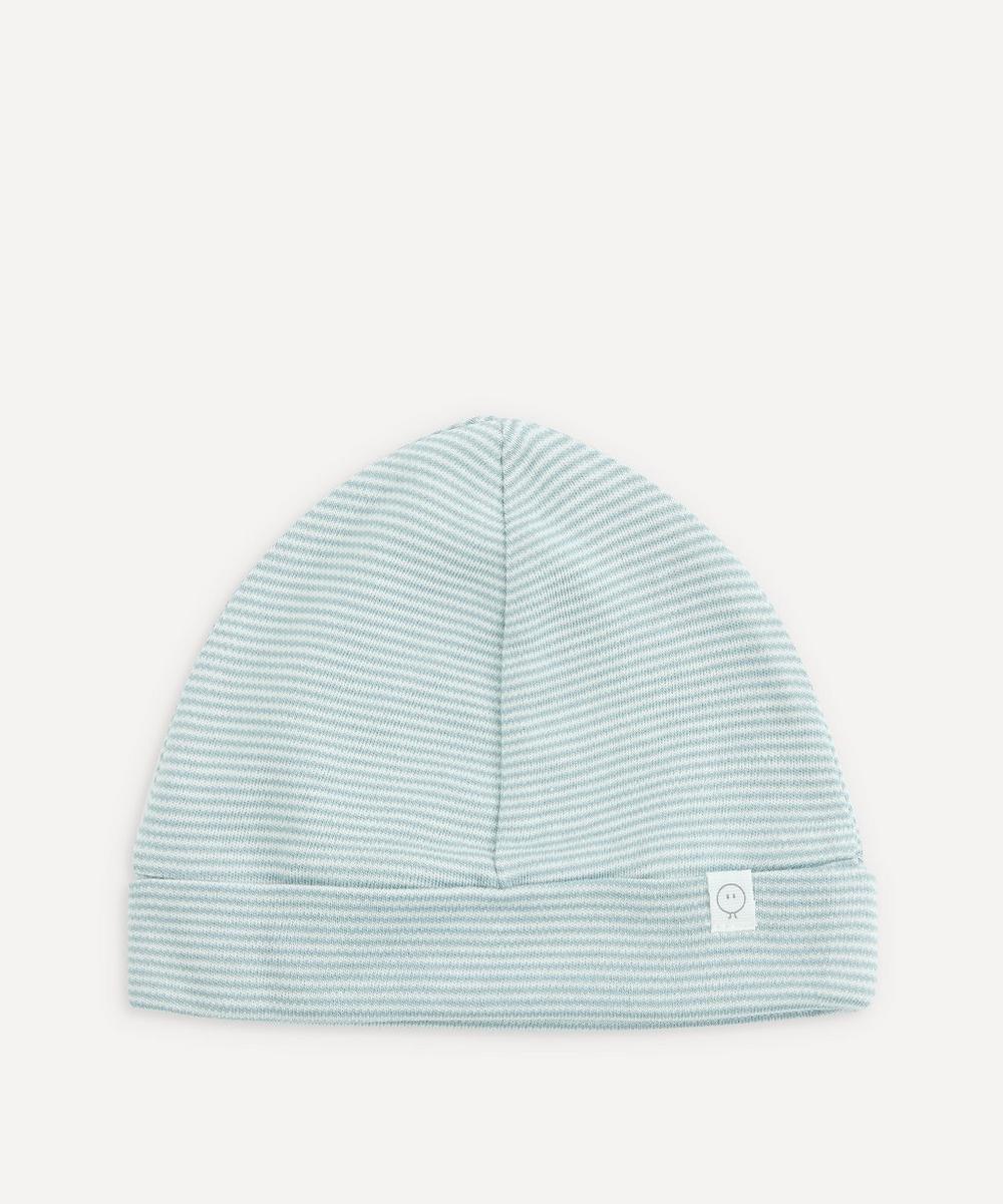 MORI - Stripe Hat 0-6 Months