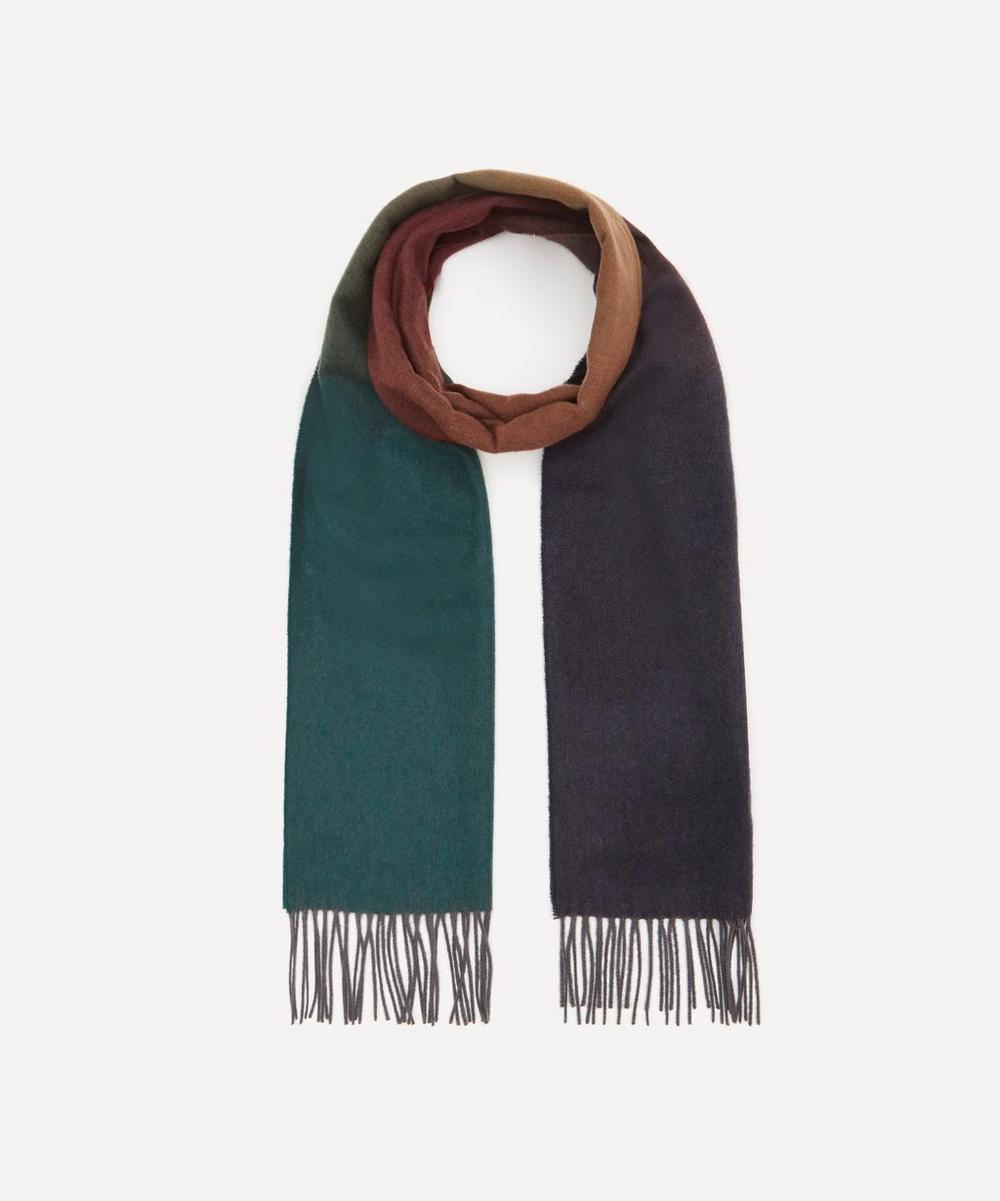 Johnstons of Elgin - Ombré Merino Wool Scarf