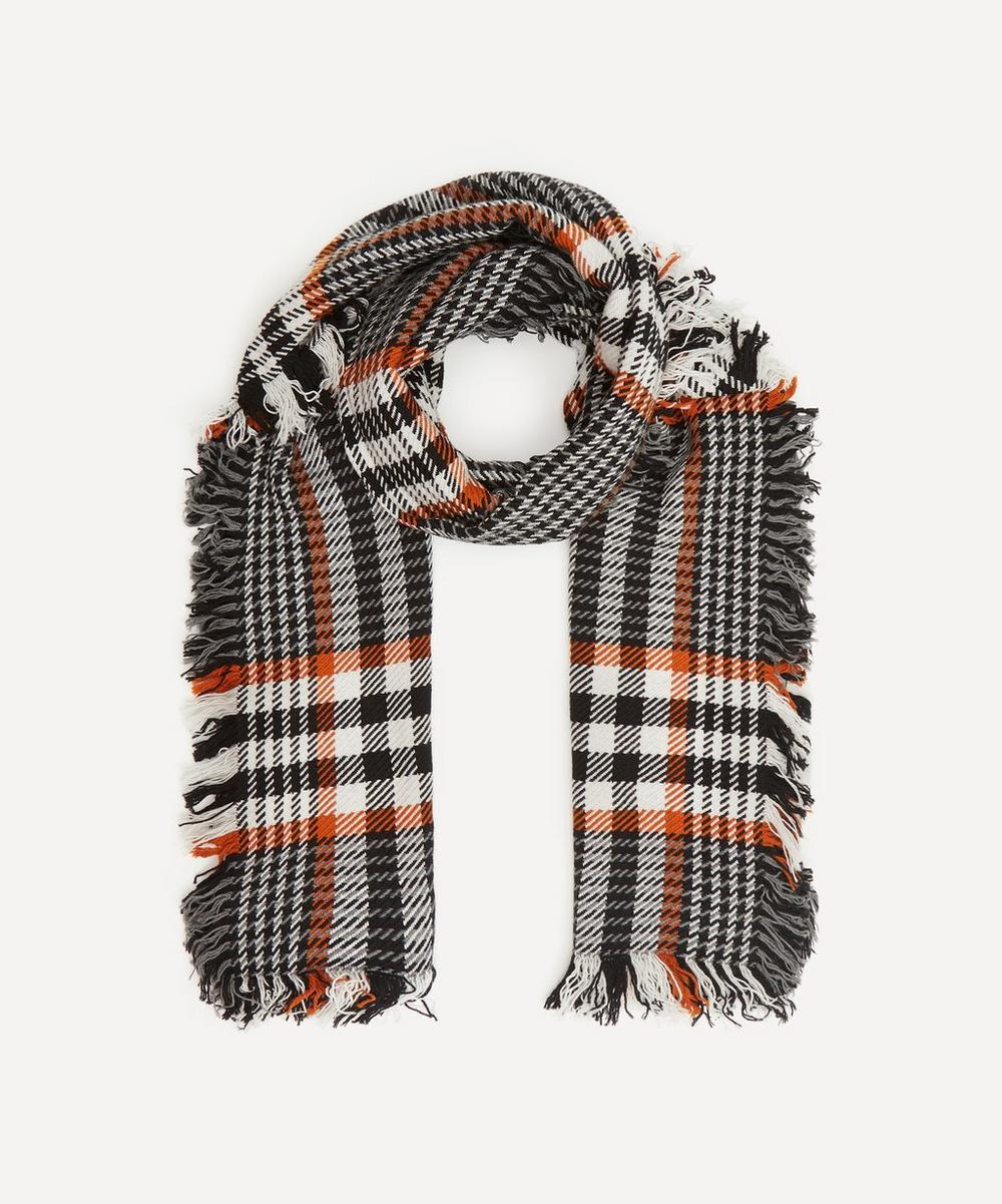 Johnstons of Elgin - Heritage Check Merino Wool Scarf