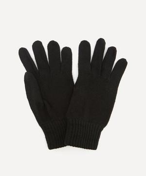 Merino Wool Jersey Gloves