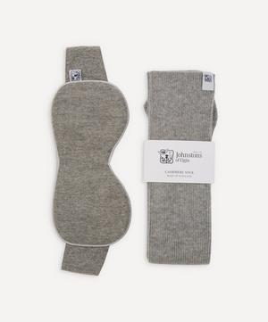 Merino Wool Luxury Travel Set