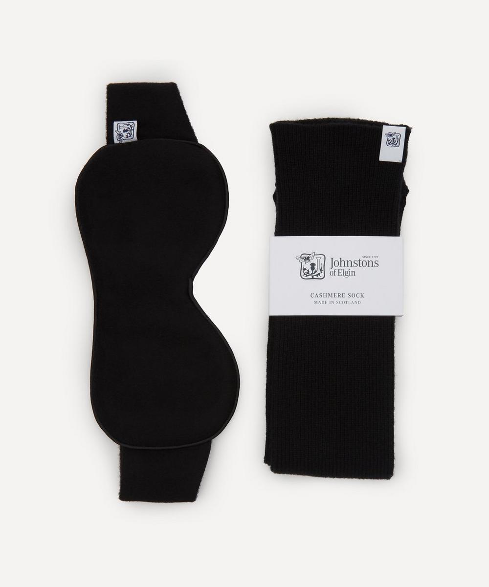 Johnstons of Elgin - Merino Wool Luxury Travel Set
