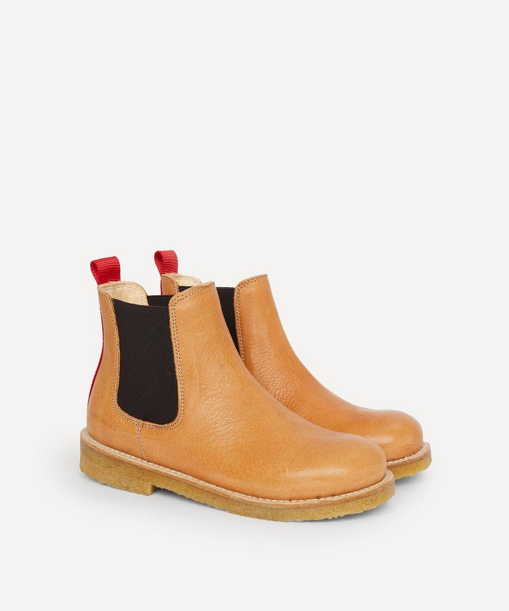 Angulus - Leather Chelsea Boots Size 30-31