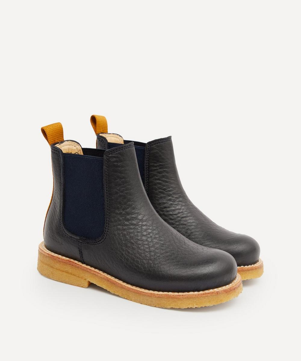 Angulus - Leather Chelsea Boots Size 24-29