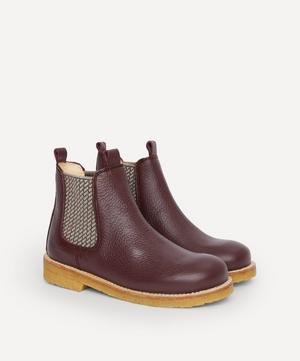 Leather Chelsea Boots Size 30-31