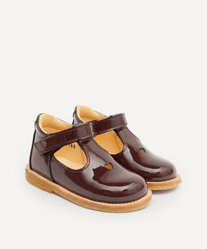 Heart and Velcro Mary Jane Starter Shoes Size 20-24