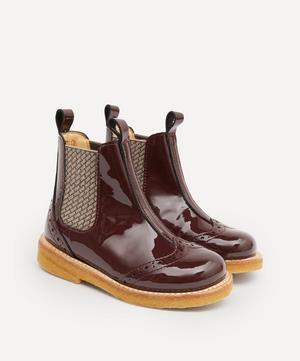 Classic Elastic Chelsea Boots Size 23-29