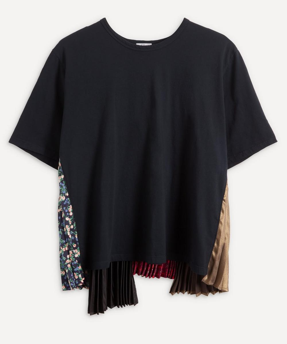 CLU - Pleated Panel T-Shirt