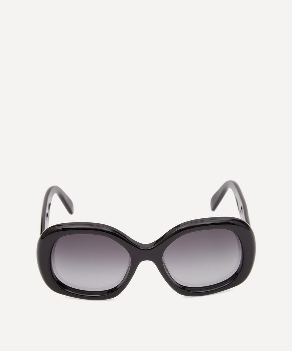 Celine - Oversized Round Sunglasses