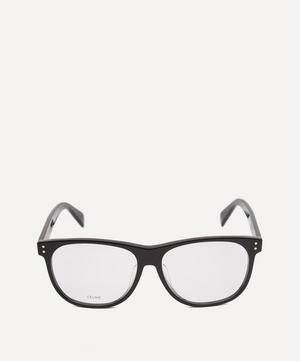 Rounded Optical Glasses