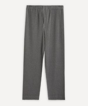 Heather Pleated Tapered Trousers