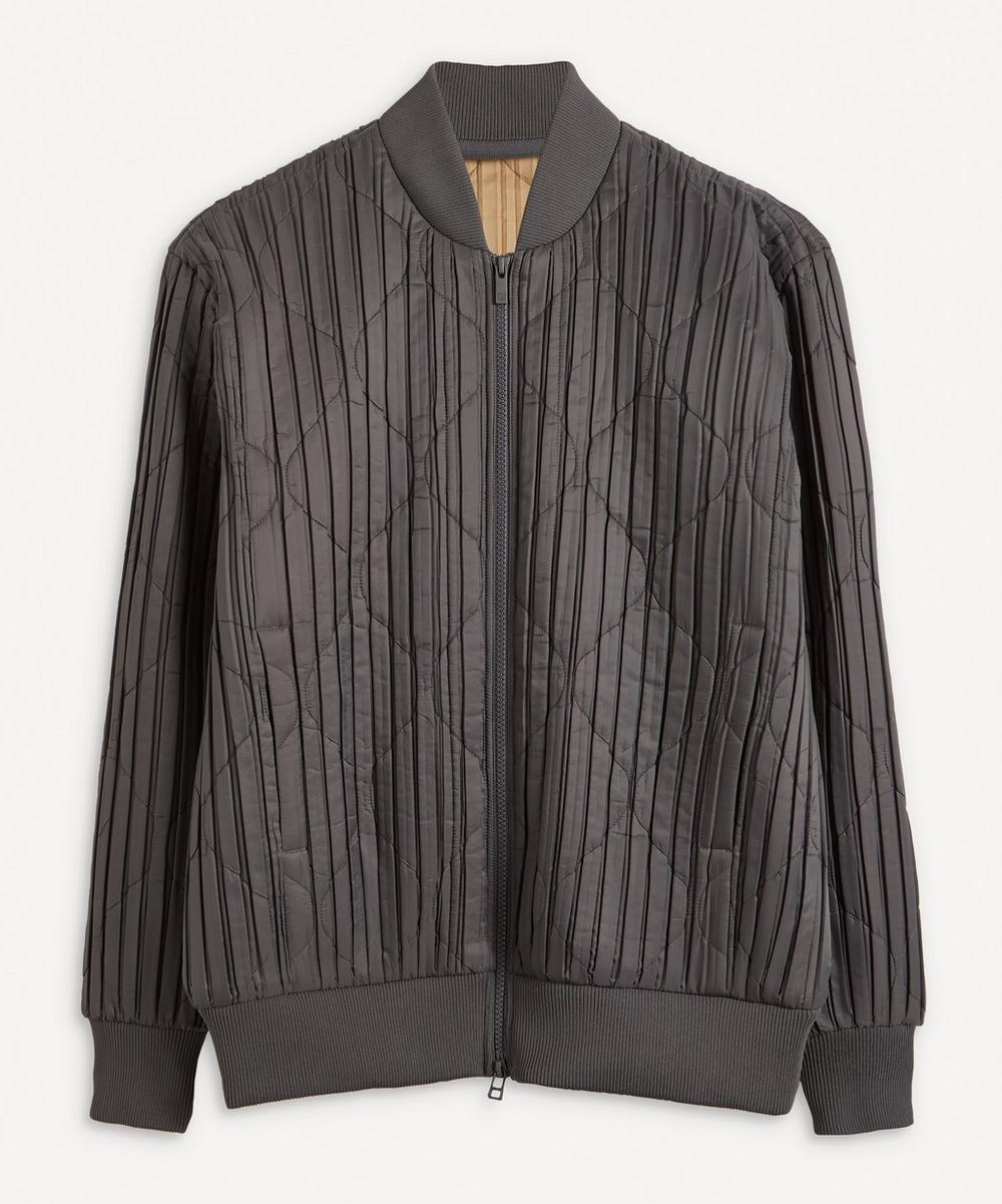 HOMME PLISSÉ ISSEY MIYAKE - Pinstripe Tracksuit Trousers