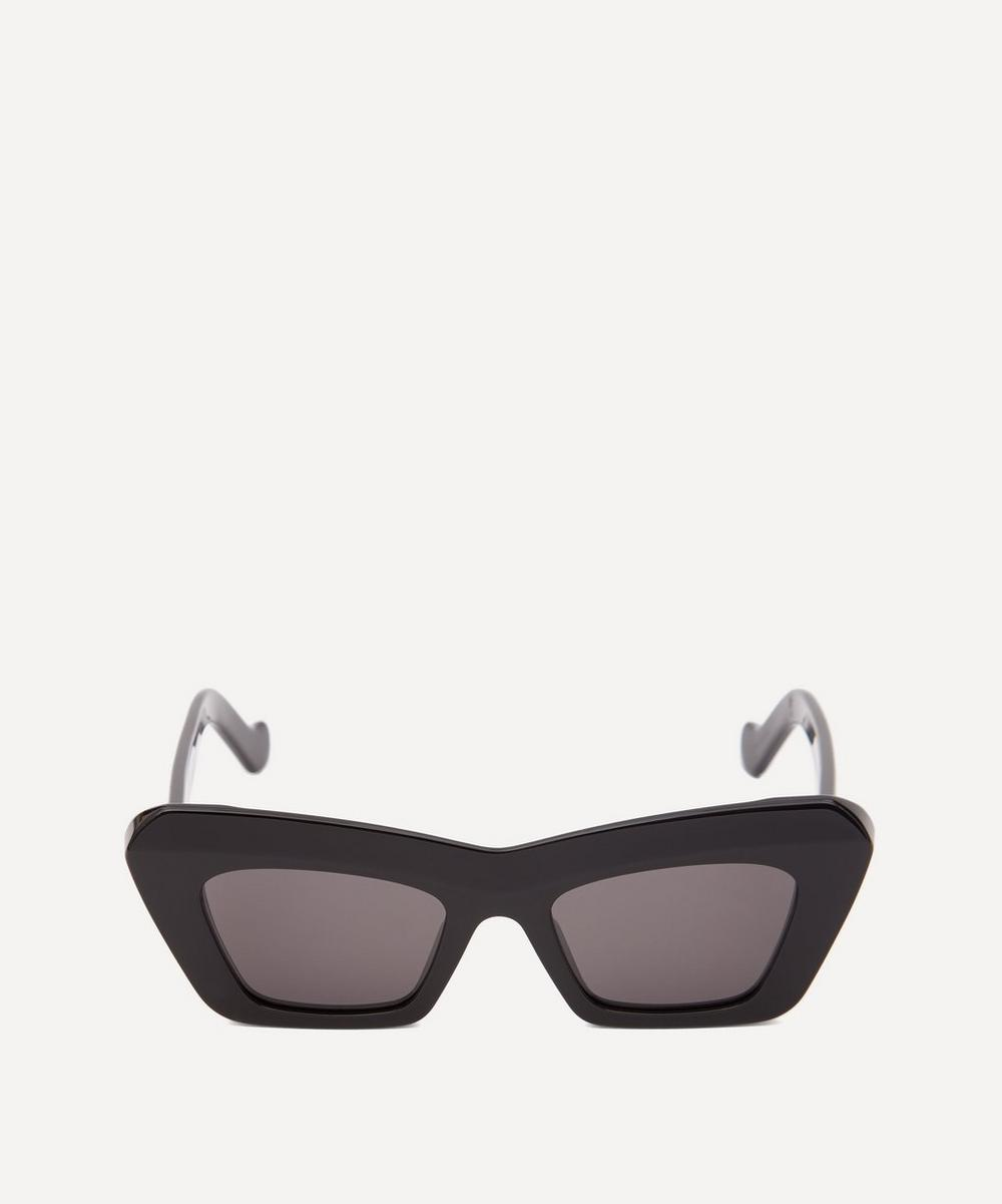 Loewe - Oversized Cat-Eye Sunglasses