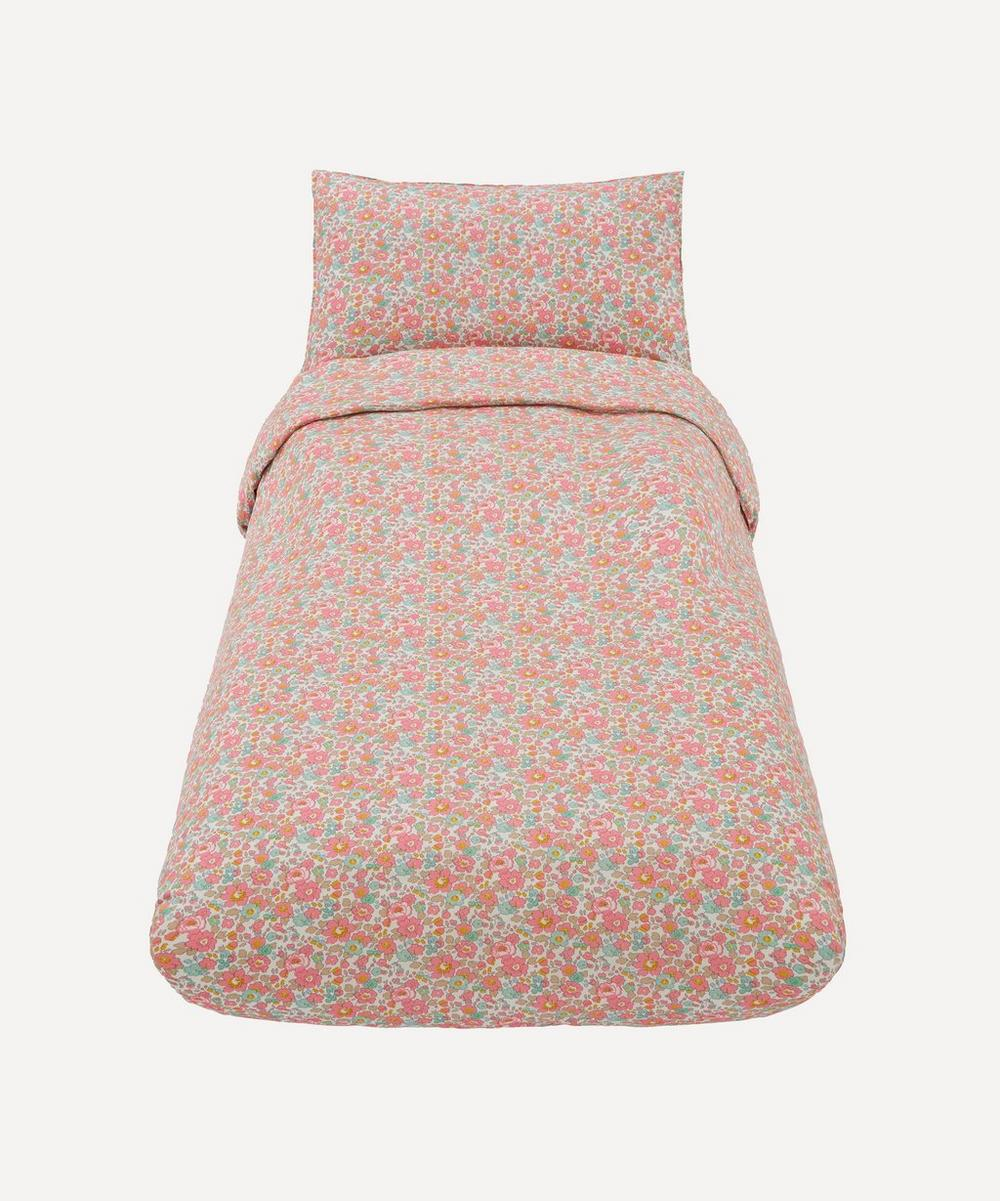 Coco & Wolf - Betsy Rose Cotton Single Duvet Cover Set