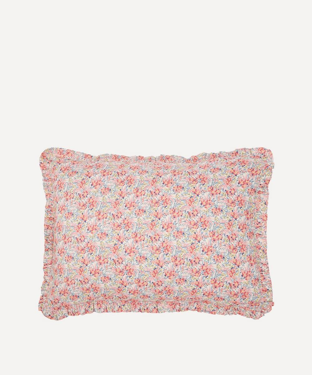 Coco & Wolf - Swirling Petals Frill Edge Pillowcases Set of Two