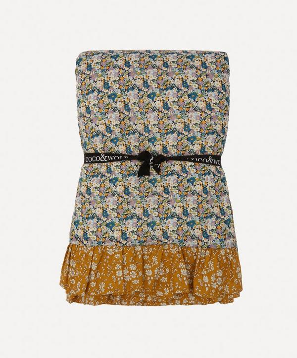 Coco & Wolf - Libby and Capel Frill Double Bedspread