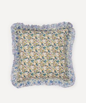 Libby, Felicite and Wiltshire Double Ruffle Squared Cushion