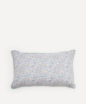 Wiltshire and Capel Oblong Piped Cushion