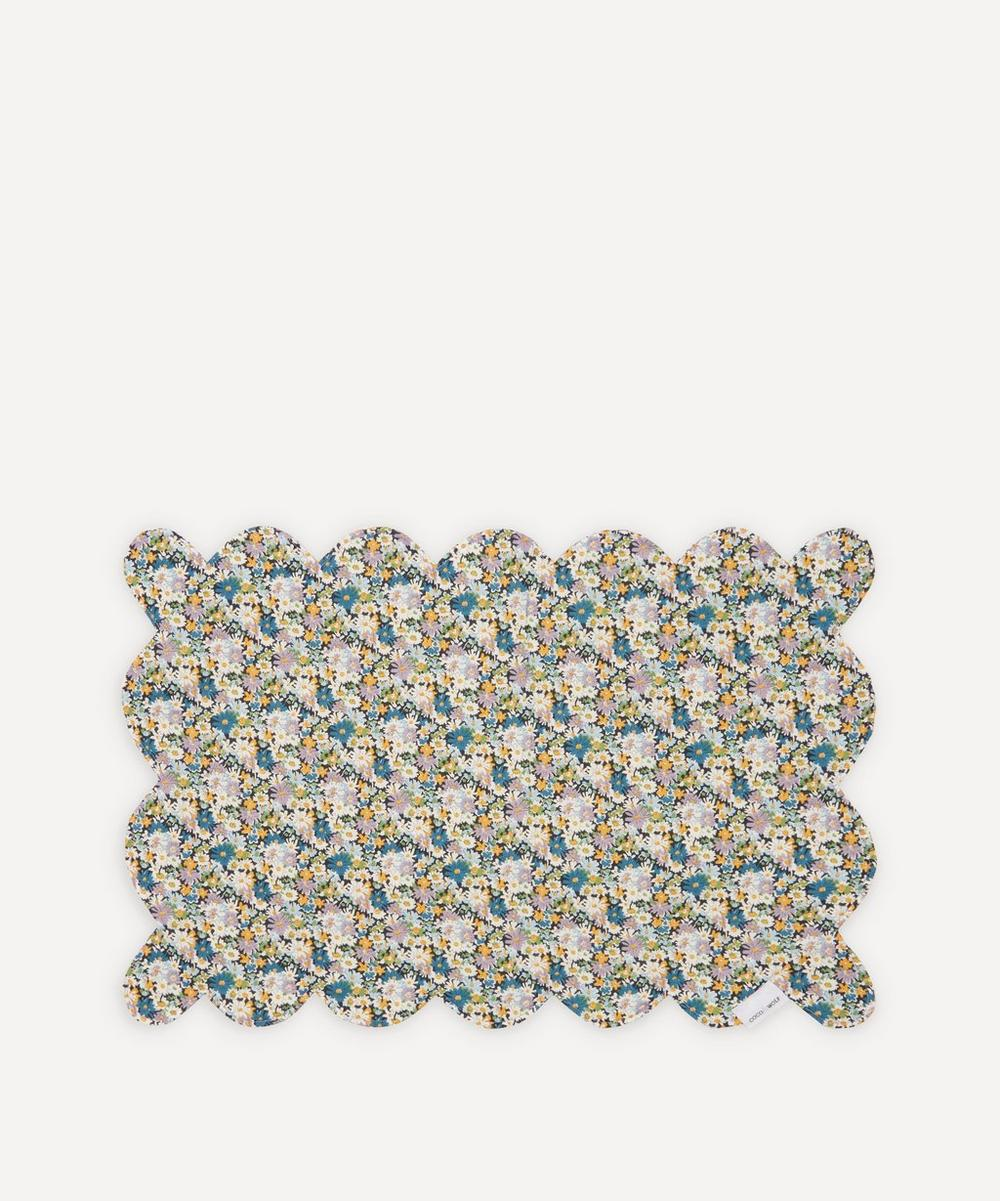 Coco & Wolf - Wiltshire and Libby Scallop Placemat
