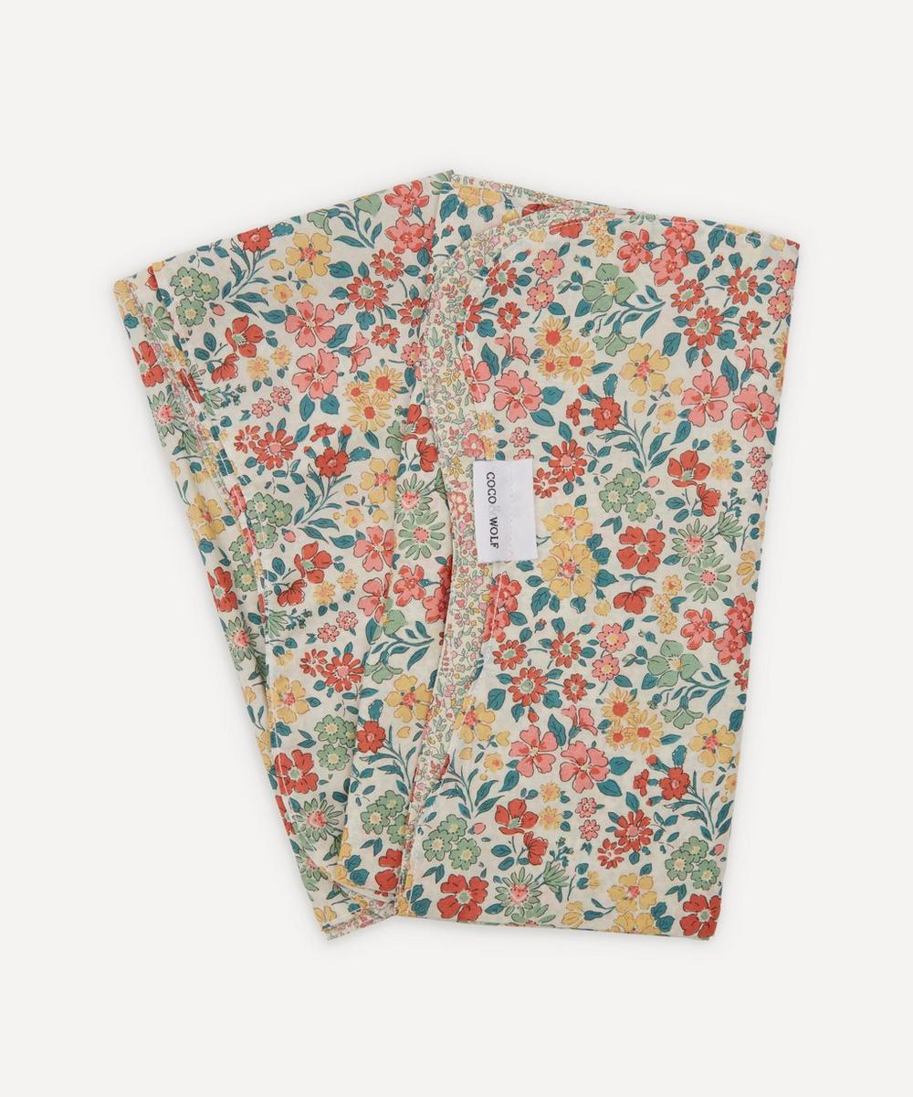 Coco & Wolf - Katie and Millie, and Annabella Wavy Napkin