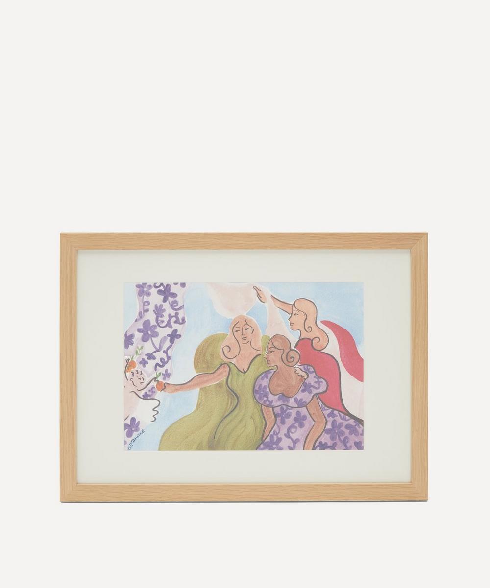 Willemien Bardawil - Morning Delight Framed Print