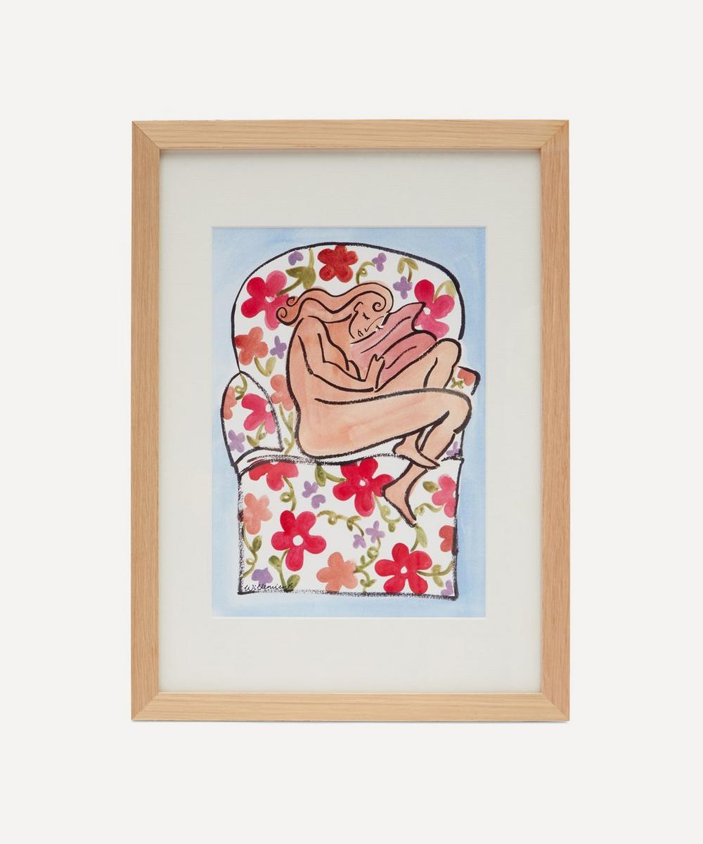 Willemien Bardawil - Dreaming of You Framed Print