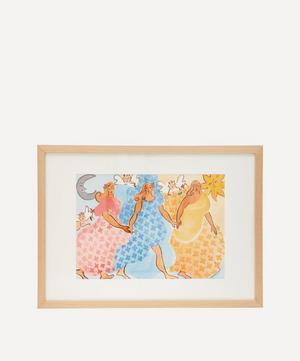 Find Your Light Original Framed Painting
