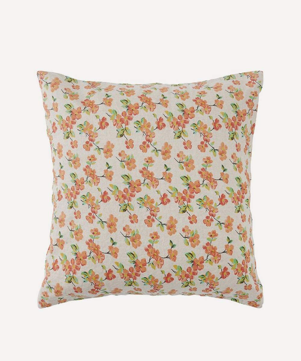 Society of Wanderers - Elma Floral Cushion